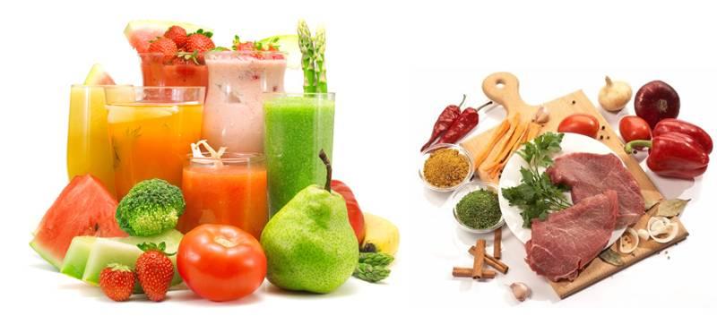 dieta dlia zdoroviaia