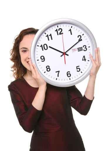 Правила экономии времени