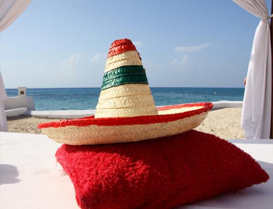 Отдых на море в Мексике