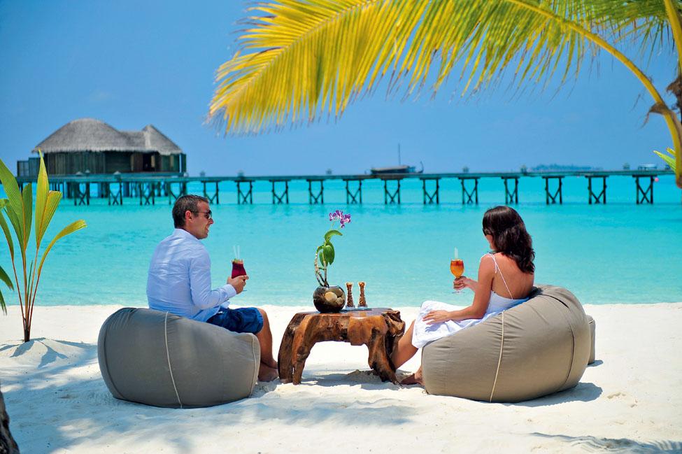Отдых на море на Мальдивах